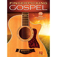 Fingerpicking Gospel book cover