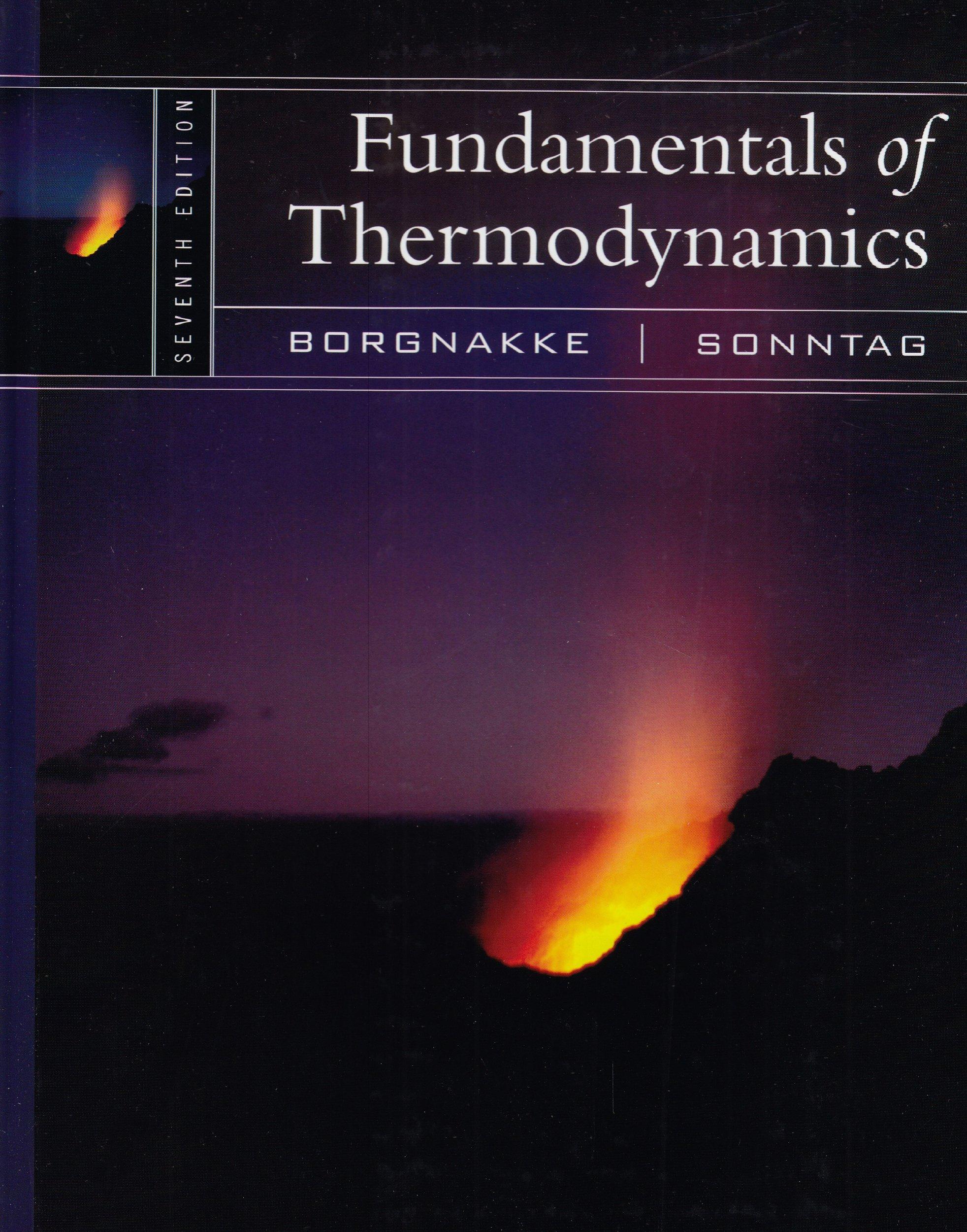 THERMODYNAMICS SONNTAG EPUB
