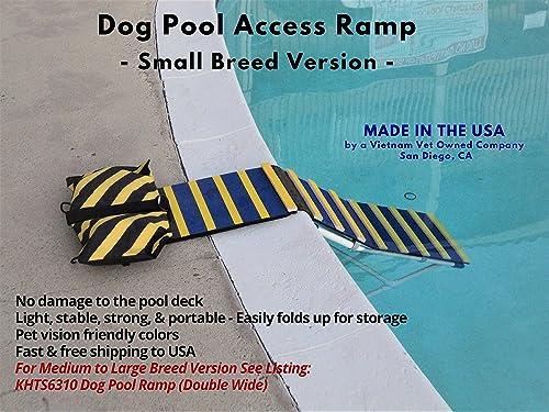 KHTS6310 Dog Pool Exit Ramp