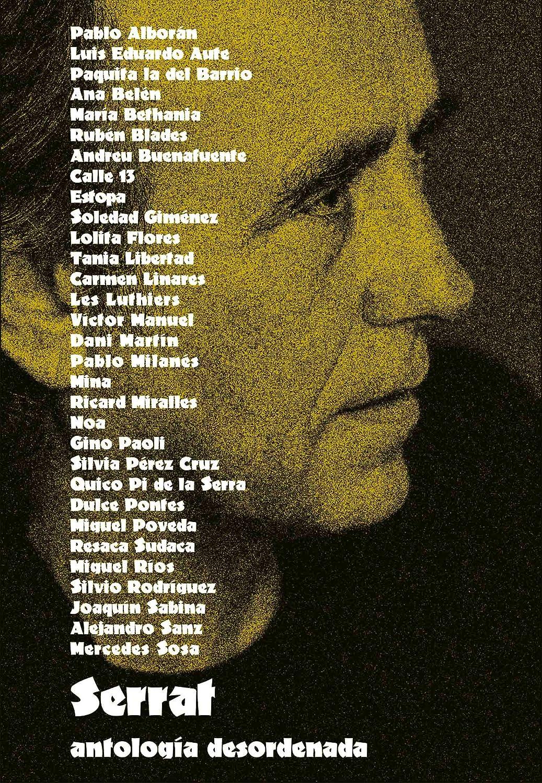 Antología Desordenada: Joan Manuel Serrat: Amazon.es: Música