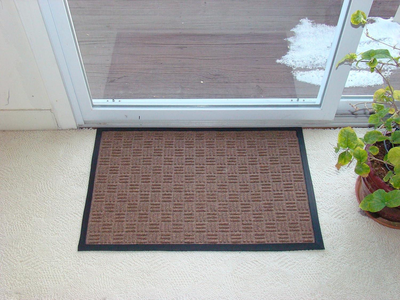 Kempf Water Retainer Mat 2 By 3 Feet Brown | Cheap Carpet ...