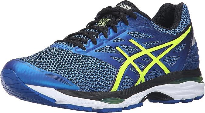 Asics Gel-Cumulus del hombre 18 Zapatilla de Running: Amazon.es: Zapatos y complementos