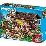 Playmobil 5425 Almabtrieb Amazon De Spielzeug