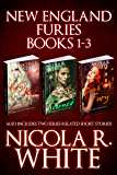 New England Furies Box Set #1-3: (Plus Two Additional Short Stories)