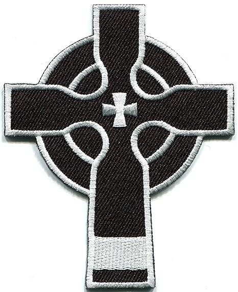 Cruz Celta Irlandesa Gótico tatuaje los druidas wicca pagan ...