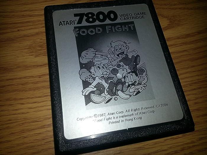 The Best Atari Food Fight