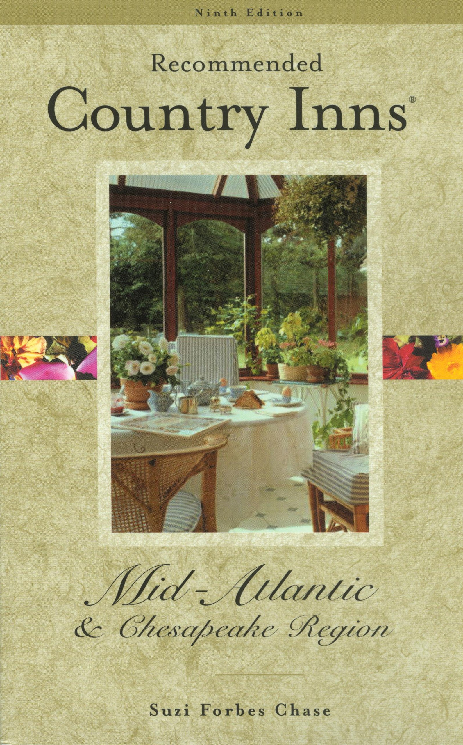 Download Recommended Country Inns Mid-Atlantic and Chesapeake Region(Recommended Country Inns Series) pdf epub