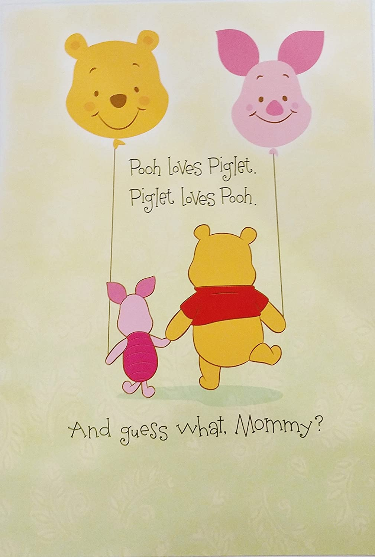 Loves de Winnie the Pooh Piglet/Piglet Loves Winnie the Pooh ...