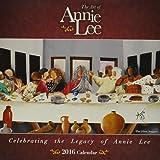 The Art of Annie Lee 2016 Calendar