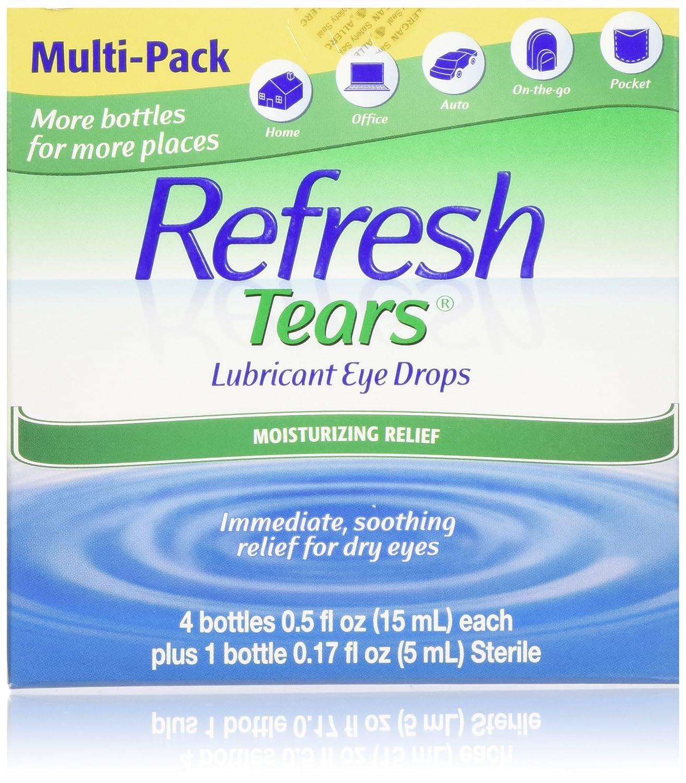 Allergen Multi-Pack 65ml Refresh Tears