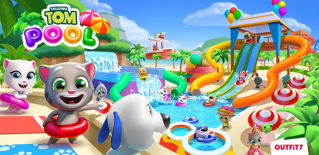 Talking Tom Pool: Amazon.es: Appstore para Android