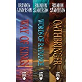 The Stormlight Archive, Books 1-3: The Way of Kings, Words of Radiance, Oathbringer