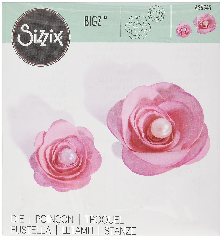 Bigz Fustella - Fiori, 3-D di Beth Reames Ellison Europe 656545