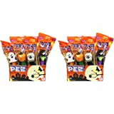 Halloween Trick or Treat PEZ Candy Dispensers: Pack of 24