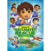 Go, Diego, Go!: Diego's Ultimate Rescue League