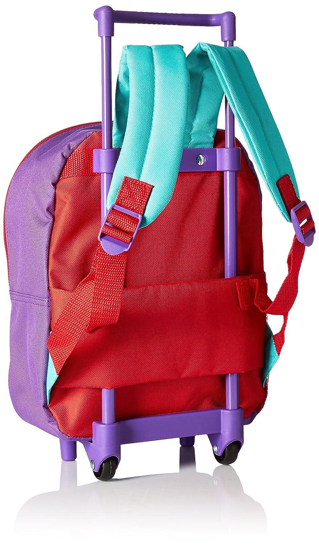 Disney Planes 12 Rolling Backpack Orange PS24906-SC-BL