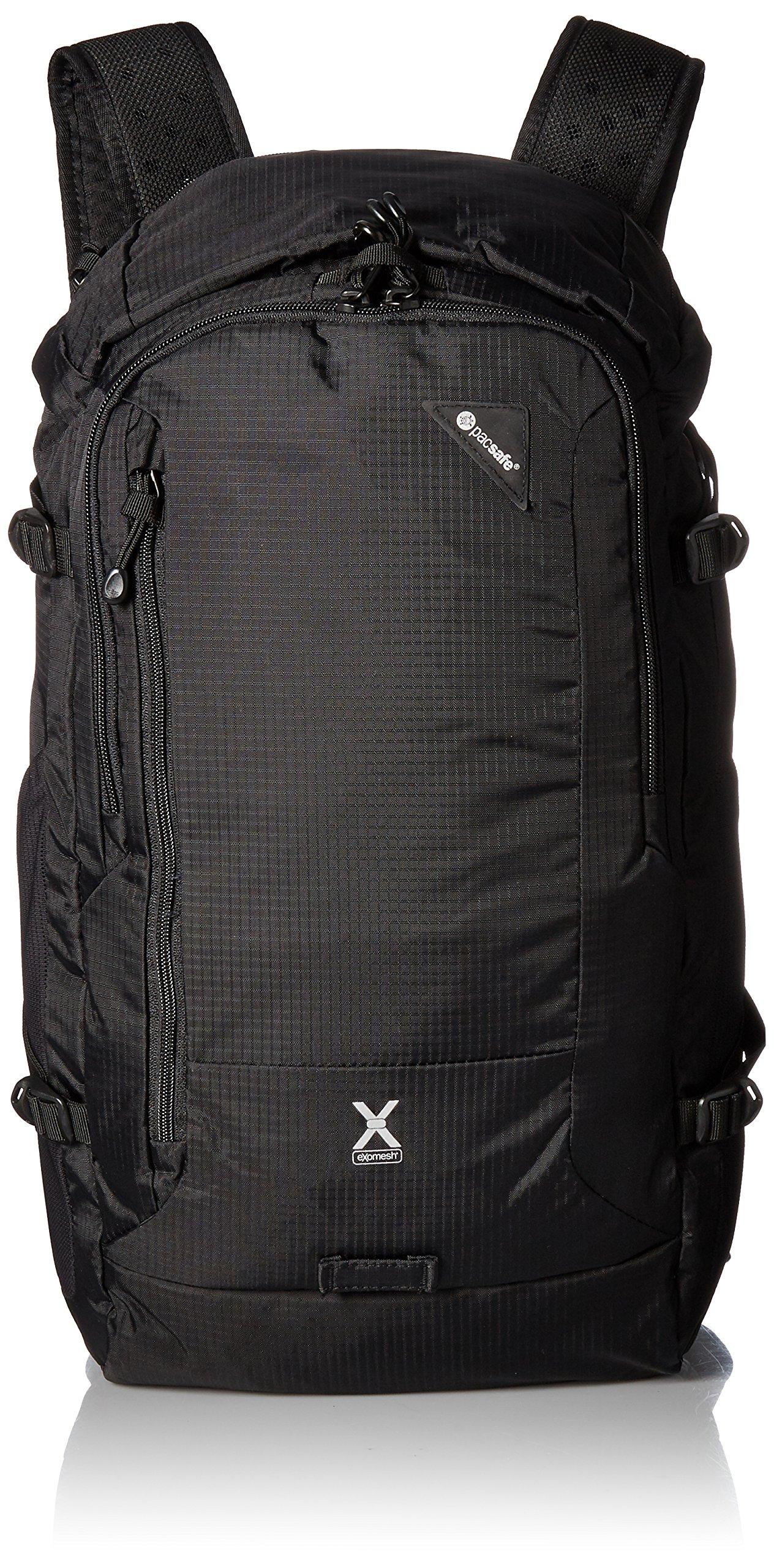Pacsafe Venturesafe X30 Anti-Theft Adventure Backpack, Black by Pacsafe