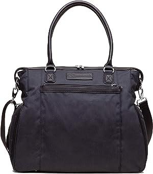 Sarah Wells Claire Breast Pump Bag (Black)