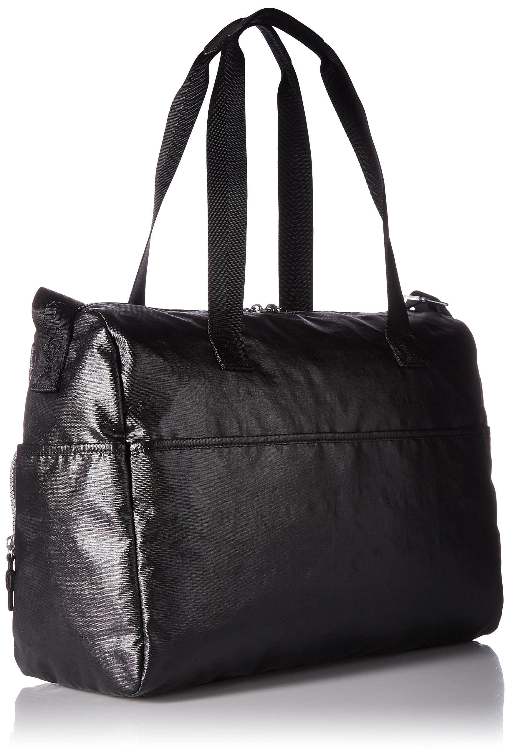 Kipling Stefany Lacquer Black Sport Tote, Lacqrblack by Kipling (Image #2)
