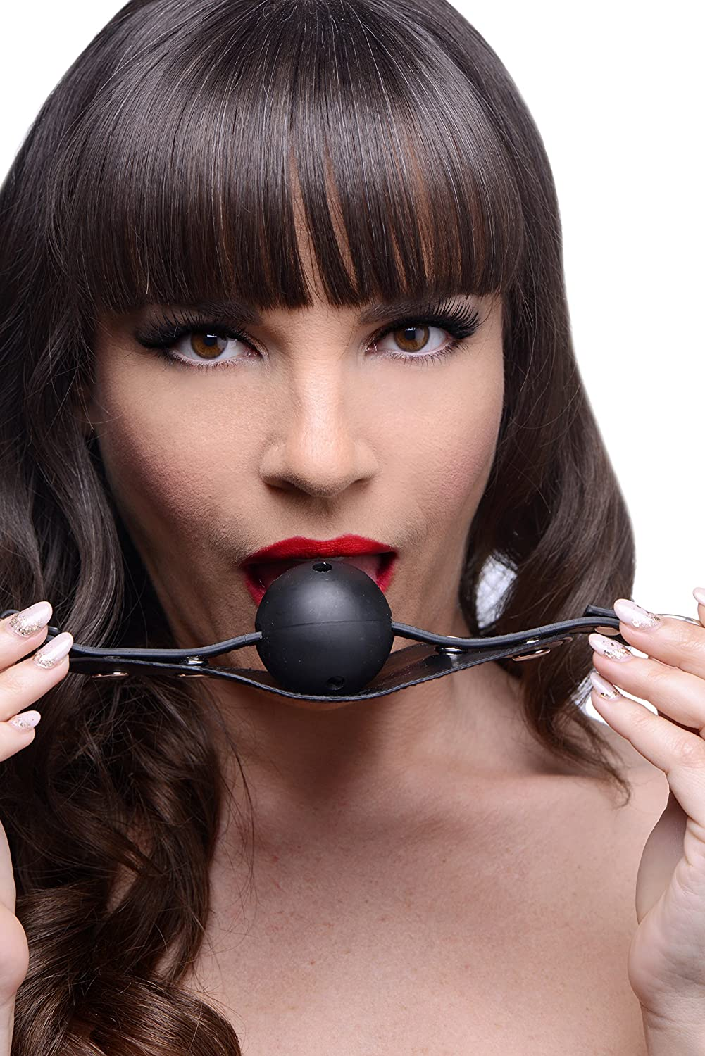 Frisky Breathable Ball Gag with Removable Cover Cover Cover by Frisky 9e2ce4