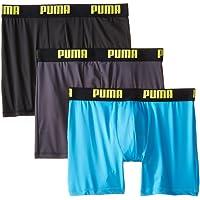 Puma Tech Boxer - Calzoncillos Hombre (3 Unidades)