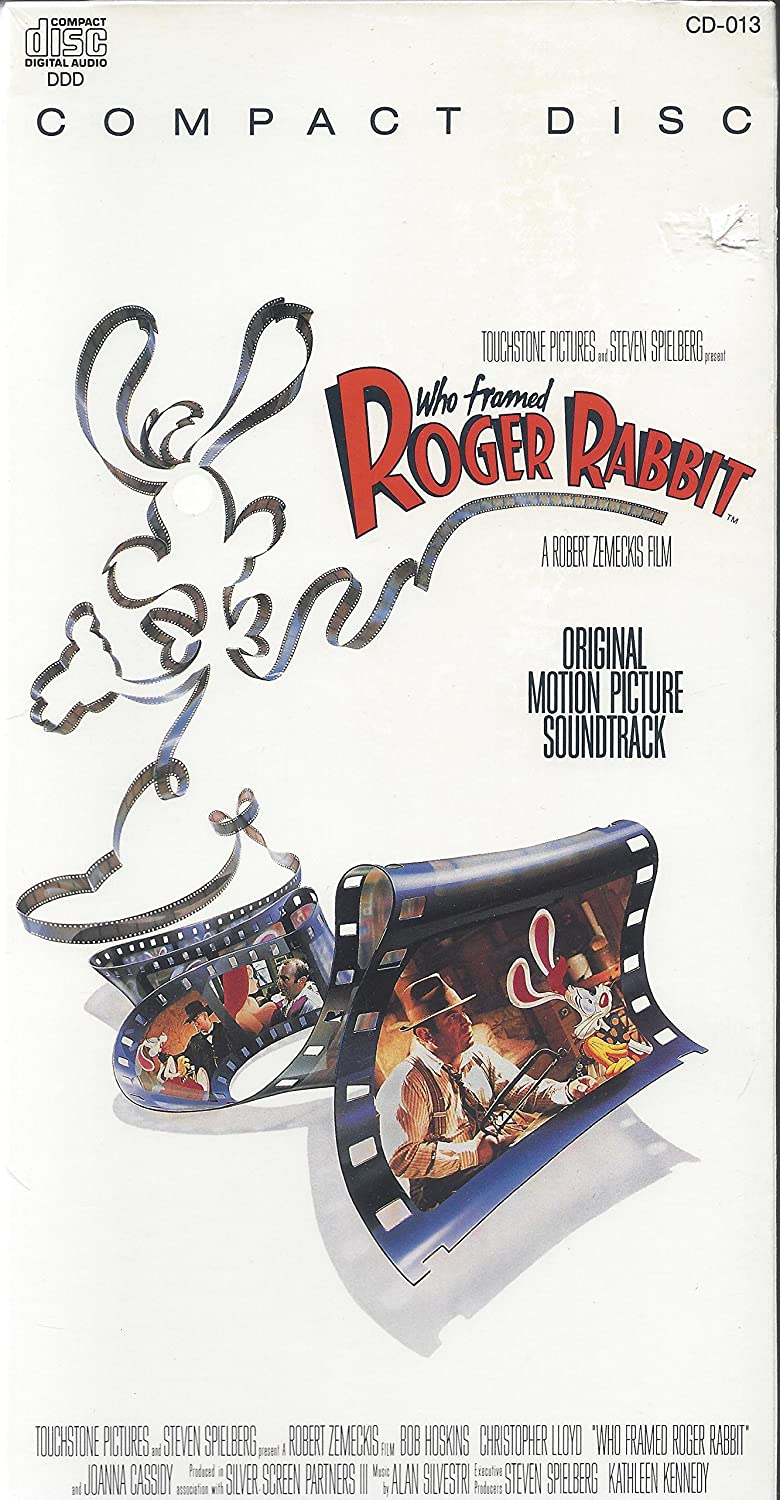 Who Framed Roger Rabbit? [SOUNDTRACK] by : Amazon.co.uk: Music