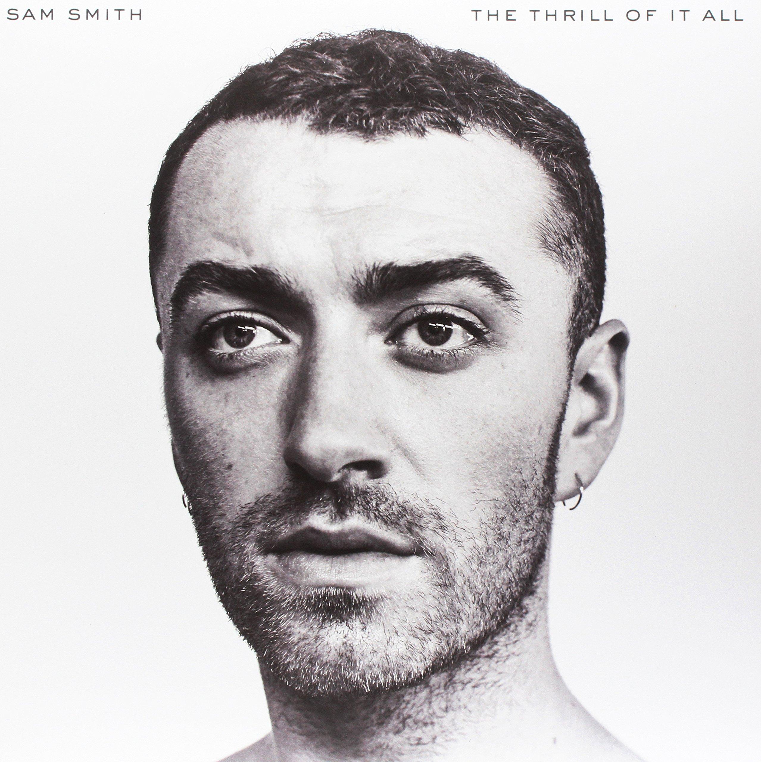 Vinilo : Sam Smith - The Thrill Of It All (LP Vinyl)