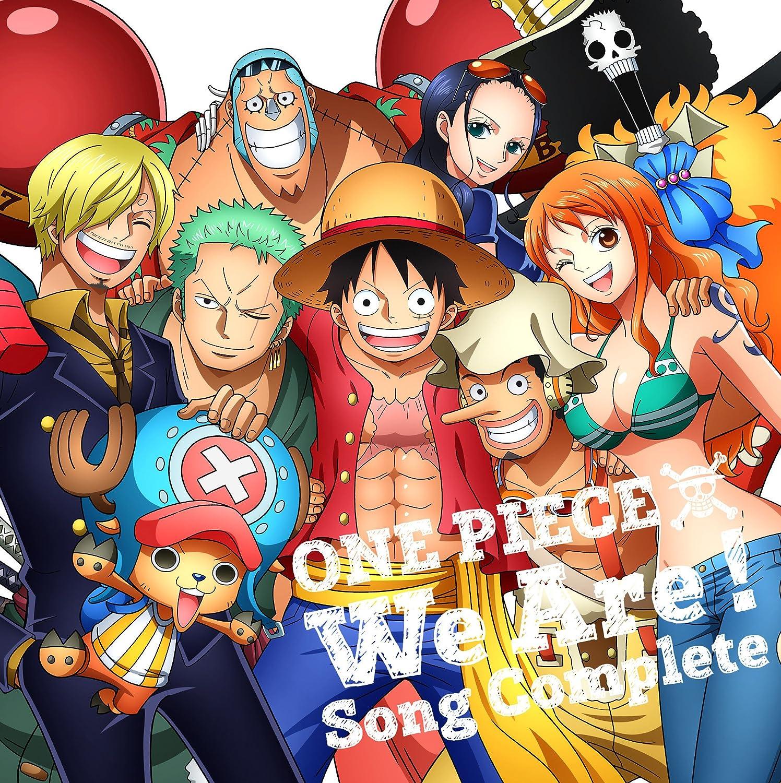 Amazon | 【Amazon限定】ONE PIECE ウィーアー!Song Complete ...