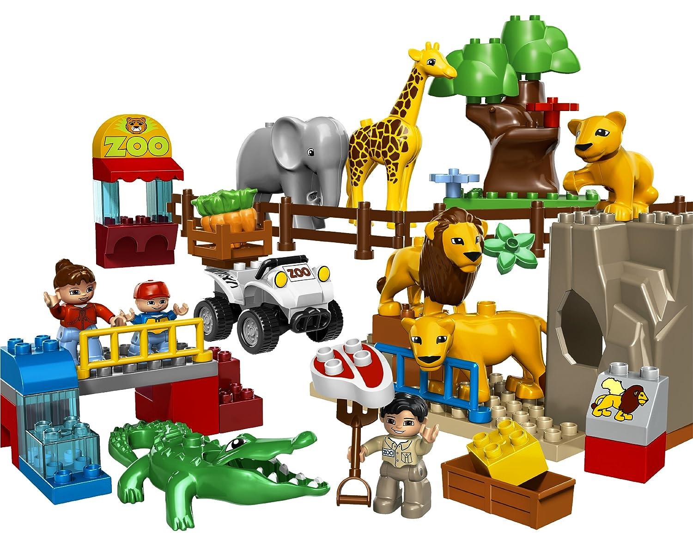 5634 LEGO Duplo Zoo Starter Set günstig kaufen