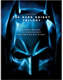 The Dark Knight Trilogy Limited Edition Giftset (Batman Begins / The Dark Knight / The Dark Knight Rises) [Blu-ray]