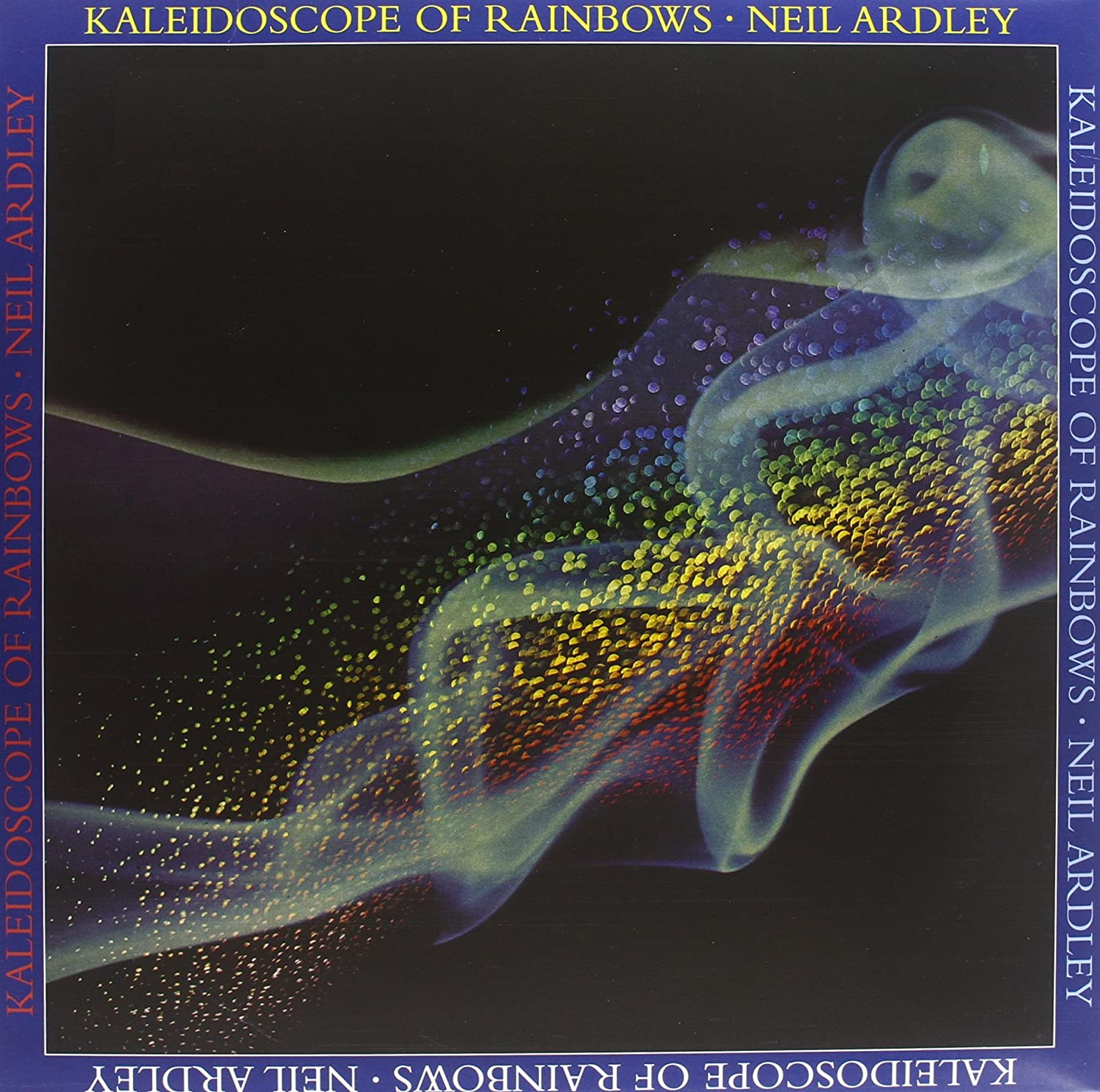 Kaleidoscope of Limited Special Price Rainbows Vinyl Large discharge sale
