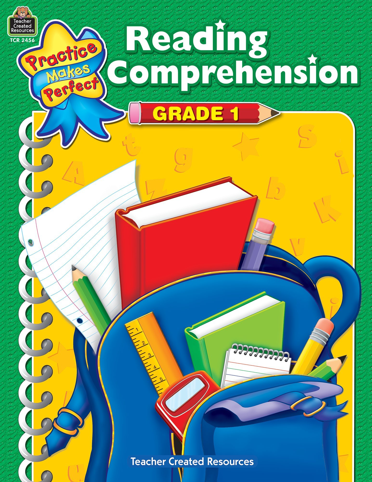 Buy Reading Comprehension Grade 1 Practice Makes Perfect Book