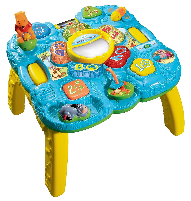 VTech Baby Winnie The Pooh 80-125404 - Mesa de Actividades ...