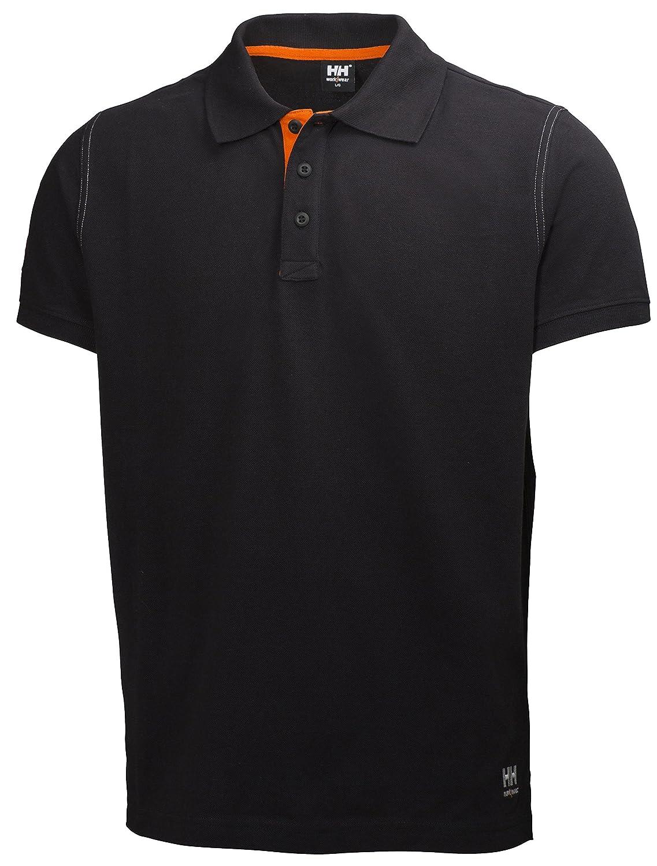79025 leggera 79025 resistente da lavoro Helly Hansen Workwear Maglietta Polo Oxford