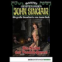 John Sinclair - Folge 1720: Die Nacht der Voodoo-Queen (German Edition) book cover