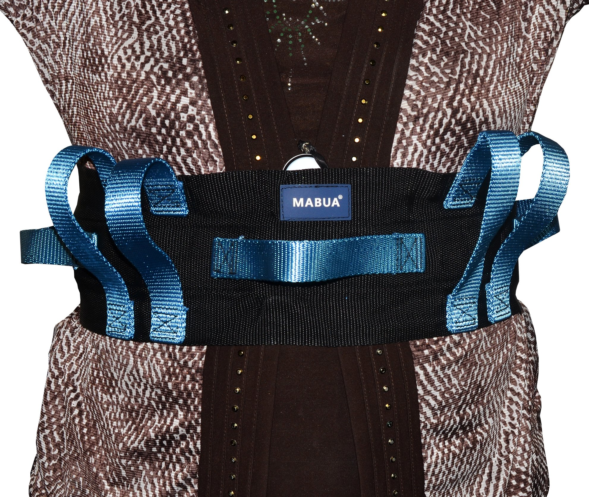 FLASH SALE! Original Physical Therapy Transfer & Walking Gait Belt with 7 Hand Grips & Easy Release Plastic Buckle. Lift straps for patient- (METAL Buckle). Also Available in Plastic Buckle.