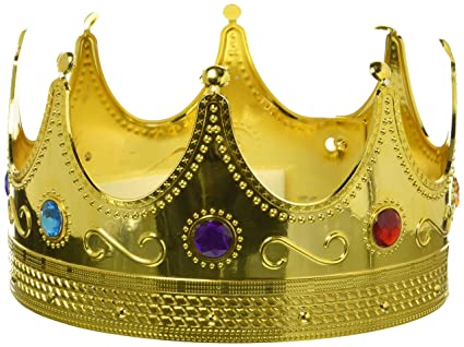 b71552ea756a Amazon.com  Kangaroo Regal King Crown  Toys   Games