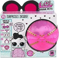 L.O.L. Surprise! Biggie Pet-Dollmation