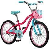 Schwinn Elm Girl's Bike with SmartStart, 12-14-16-18-20-inch Wheels, Multiple Colors Available
