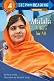 Malala. A Hero For All (Step Into Reading 4)