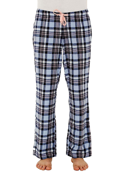 New York Avenue Men's 100% Cotton Knit Pajama Lounge Pants