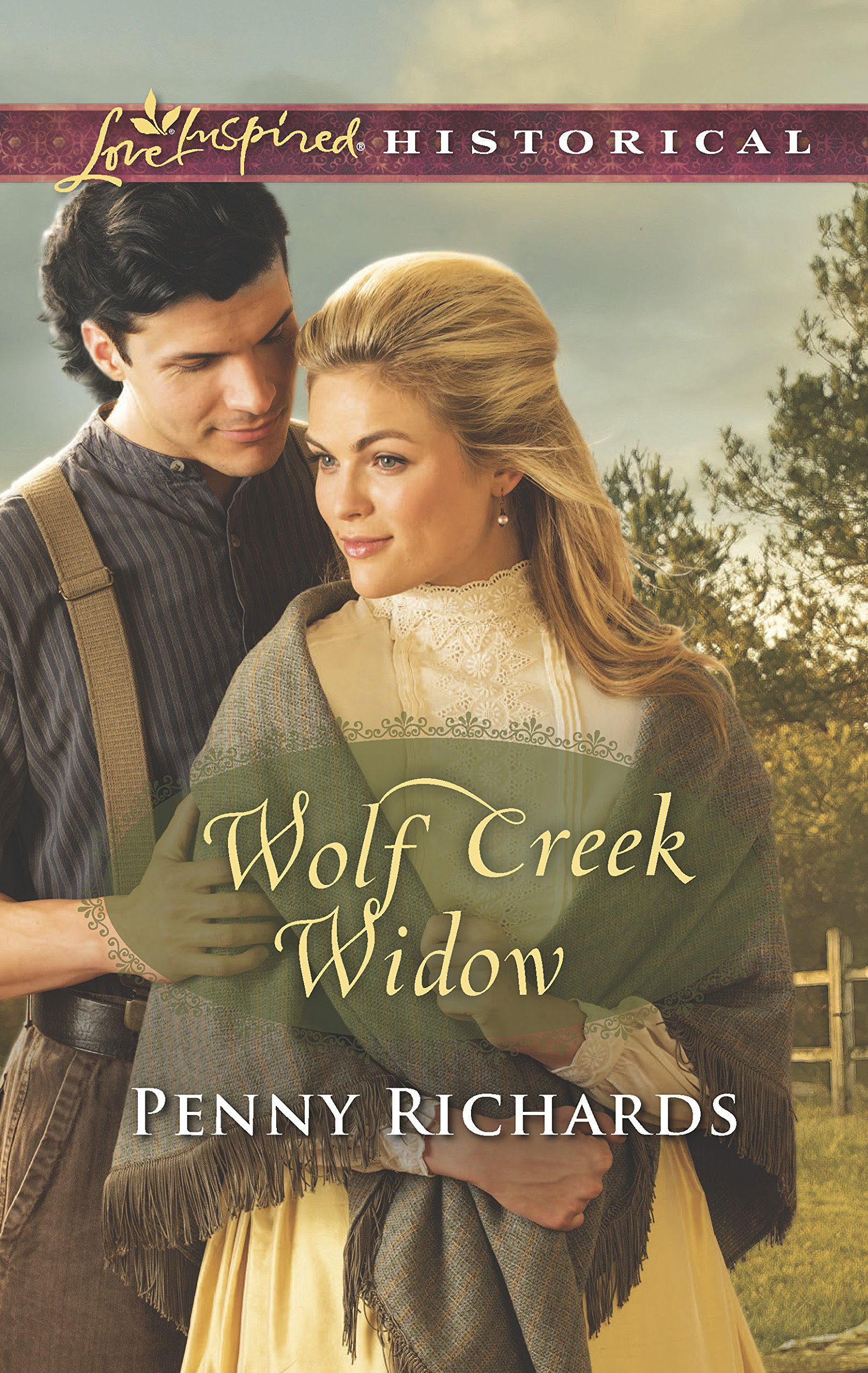 Wolf Creek Widow (Love Inspired Historical)