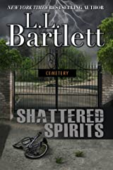 Shattered Spirits (The Jeff Resnick Mysteries Book 7) Kindle Edition
