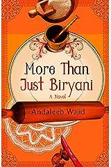 More Than Just Biryani Paperback