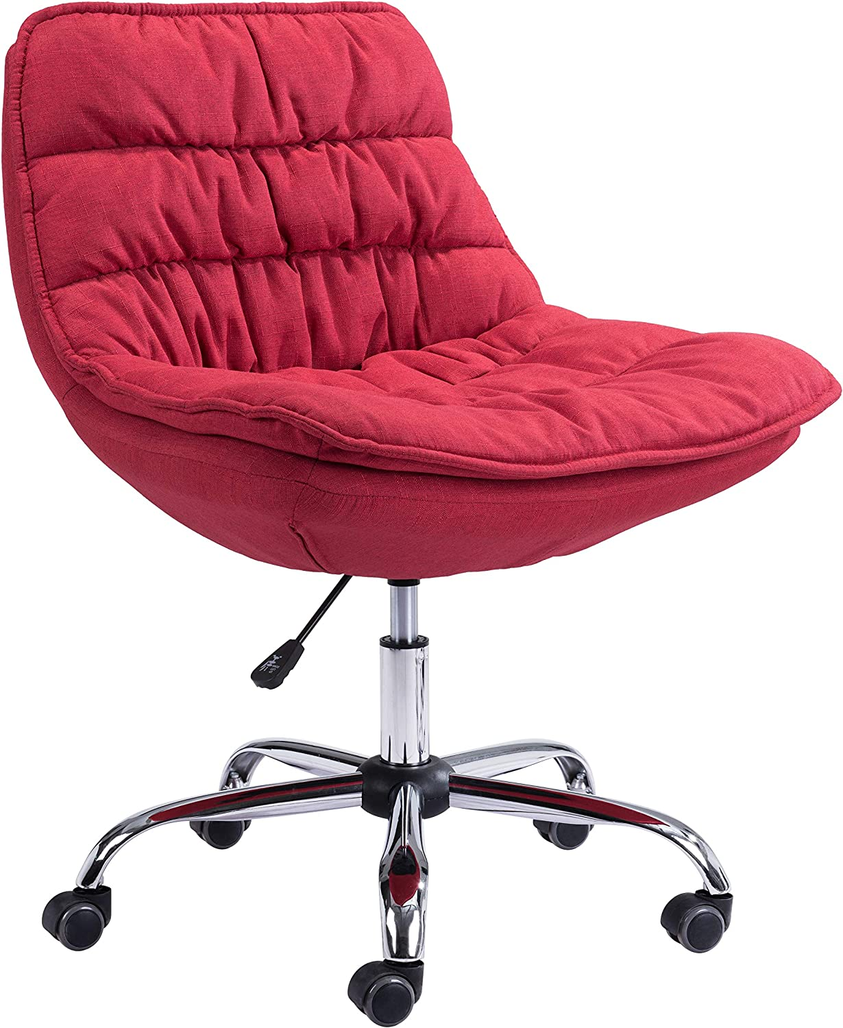 Zuo Down Office Chair, Red