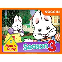 Max and Ruby Season 3