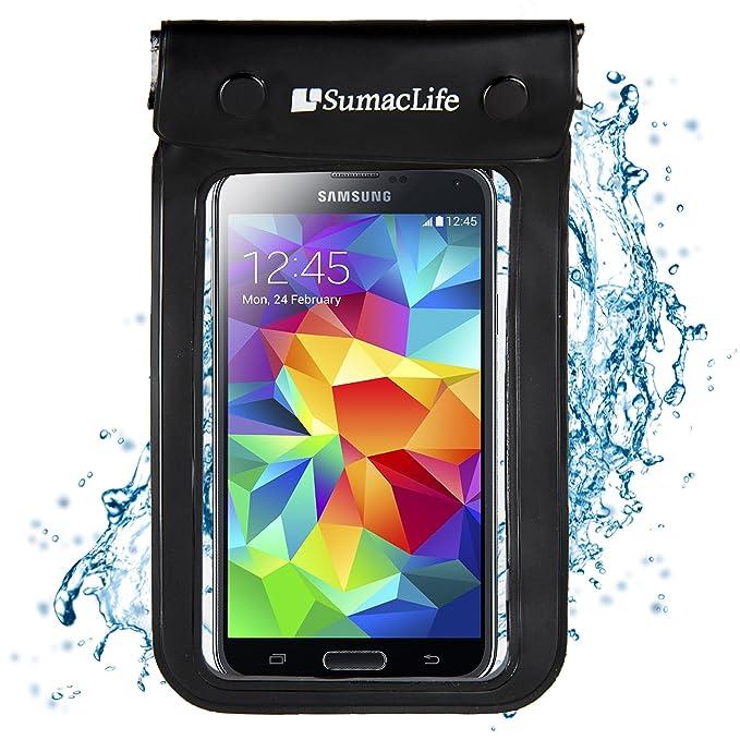SumacLife - Funda Impermeable para Smartphone BLU Energy X/BLU ...