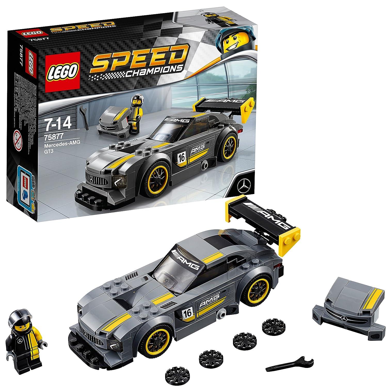 LEGO Speed Champions 75877 - Mercedes-AMG GT3 LEGO®