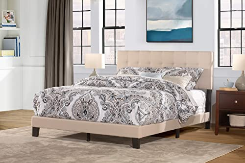 Hillsdale Furniture Delaney Bed in One Queen Linen