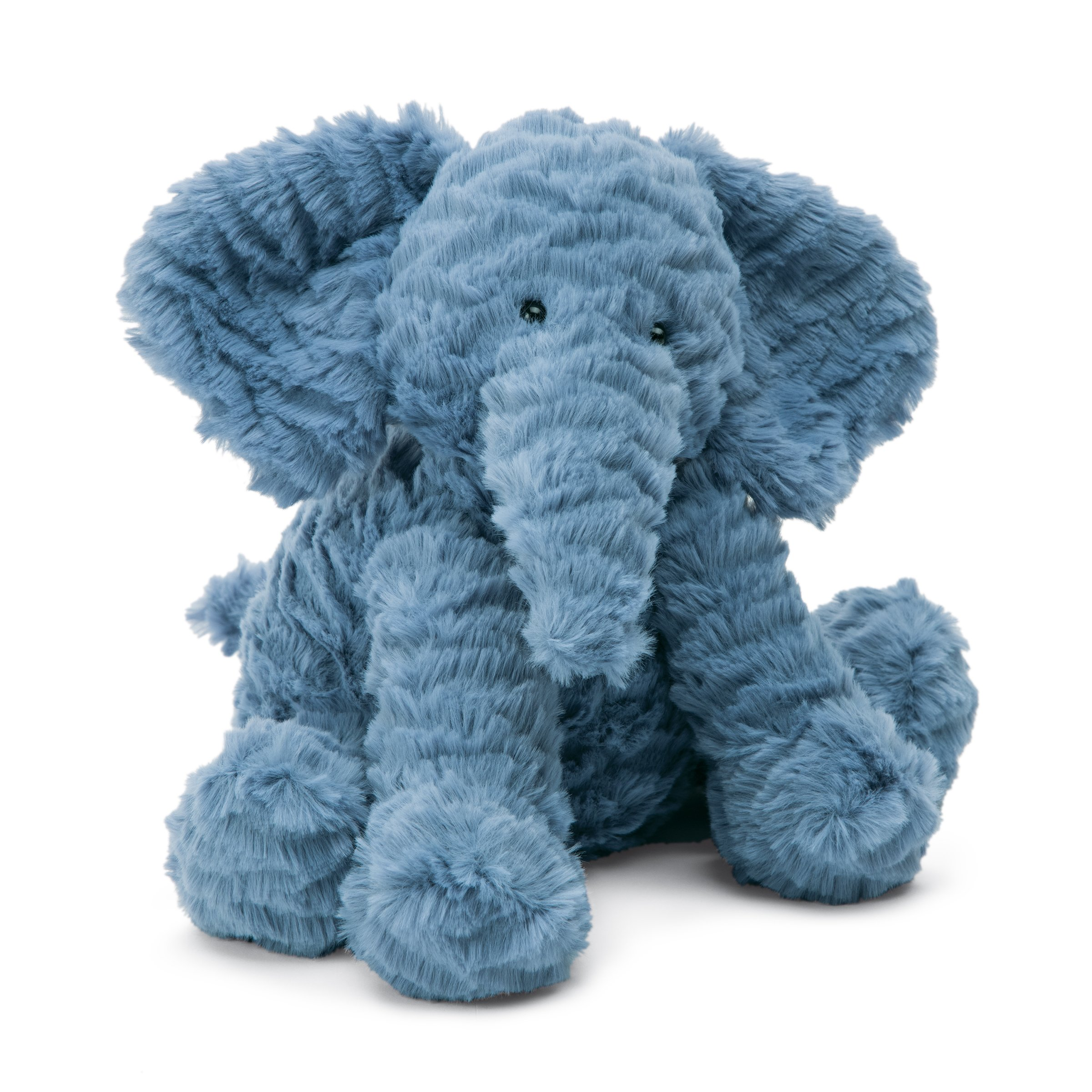Jellycat Fuddlewuddle Elephant Stuffed Animal, Medium, 9 inches by Jellycat